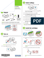 Epson Instalation Guide Wf2540bb