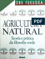 Masanobu Fukuoka Agricultura Natural