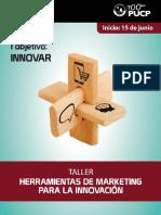 TALLER DE HERRAMIENTAS DE MARKETING PARA LA INNOVACIÓN.pdf