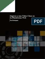 Manual Para Acceder Video Clase ULTRA Participantes