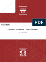 Fortigate Virtual Domains 56