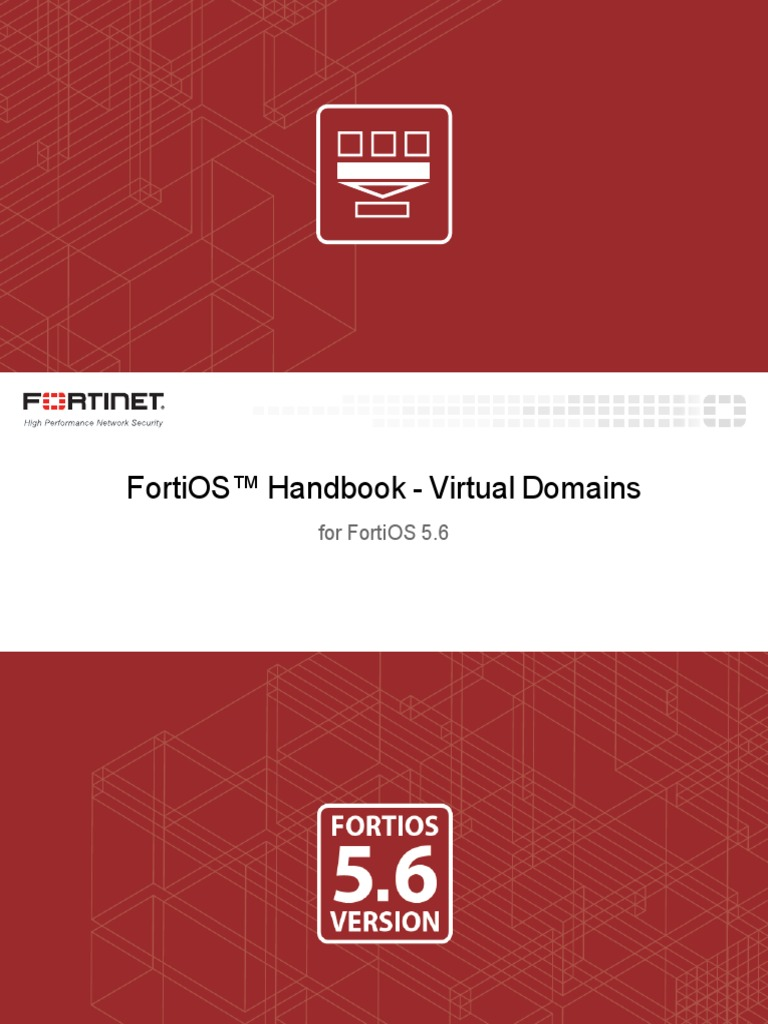 Fortigate Virtual Domains 56 | Command Line Interface | Firewall