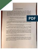 La carta de Julio de Vido donde ironiza sobre 'quemarse las manos' y se aleja definitivamente de CFK