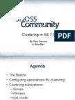 AS7-clustering-webinar.pdf