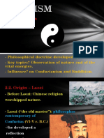 Powerpoint English Taoism