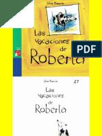 Las vacaciones de Roberta