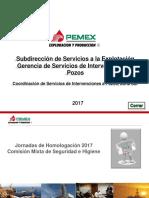 Comision Mixta - Abril 2017