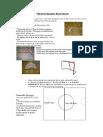 floor hockey study guide