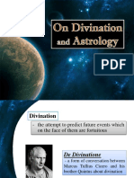 127871137 on Divination and Astrology and the Trinity of Plotinus