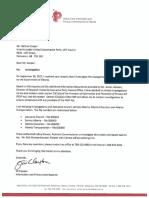 OIPC Letter