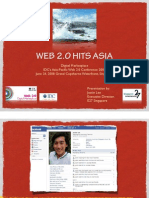 Justin Lee-E27-Web 2 0 Hits Asia-Distribution Slides