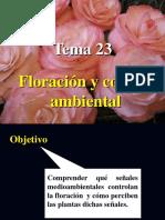 Floracion y Control Ambiental