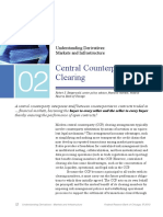 Understanding Derivatives Chapter 2 Central Counterparty Clearing PDF