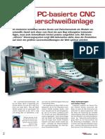 Cnc Laser Schifsbau