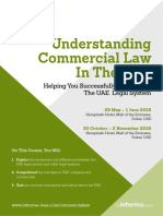 Understanding Commercial Law in the UAE