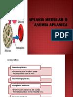 Aplasia Medular O Anemia Aplasica.pptx
