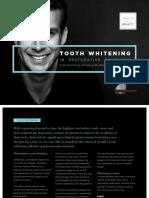 Tooth Whitening in Restorative Dentistry - Dental Beauty