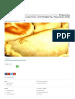 Empanadas Salteñas - Recetas – Cocineros Argentinos