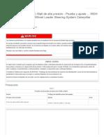 Piston Pump (Steering) Pérdida de Presión Alta - Probar y Ajustar ..
