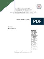 Exposicion de Criminologia IIel Delito de Cuello Blanco