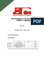 PRO 001 Orden y Limpieza Aesa 09