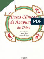 Chen Jirui - Casos Clínicos de Acupuntura Da China