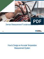 National Instruments 2013 Sensor Measurement Fundamentals Series