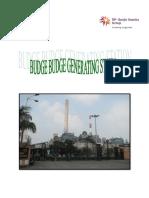 Budge Budge VT Report