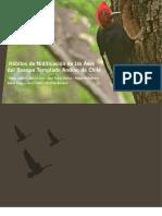 Hábitos de Nidificación de Las Aves Del Bosque Templado Andino de Chile ALTAMIRANO IBARRA