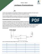 Travaux Pratiques Rapport Automatisme3
