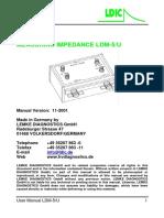 Manual LDM5 U En