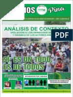 Periodico Cedhos Opina año 16 Edición 22