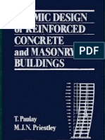 Seismic Design of Reinforced Concrete and Masonry Buildings - TPaulayMPriestley 1992