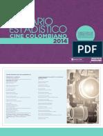 Anuario Estadístico Cine Colombiano 2014.pdf