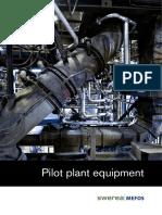Pilot Plant Equipment