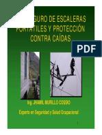 Procedimientows de Seguridad Escaleras y Proteccion Contra Caidas