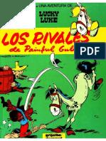 Lucky Luke Los Rivales de...