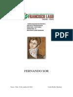 Monografia - Fernando Sor