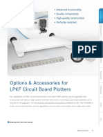 400 Brochure Circuit Board Plotter Options Accessories En