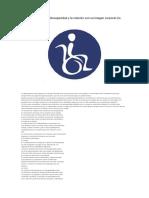 Adolescente Con Una Discapacidad y La Relación Con Su Imagen Corporal