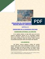 Evolución Del Cristianismo Desde Sus Inicios Hasta El Concilio de Nicea Cap. Vi.doc