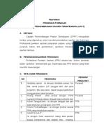 Panduan Pengisian CPPT (Edit)