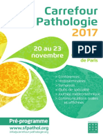 Carrefour Pathologie
