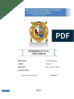 Informe 6 Viscosidad Labo f2