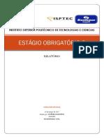 Estágio Obrigatório 2- Relatorio