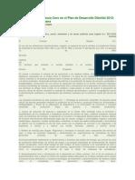 Programa Basura Cero en El Plan de Desarrollo Distrital 2012