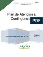Plan de Contingencias Ambiental