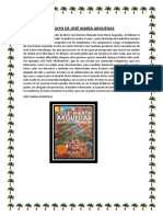 Ensayo de Jose Maria Arguedas