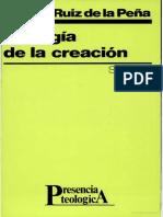 Ruiz de La Peña-Teologia de La Creación