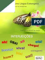Interjeição -